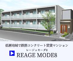 低層地域で鉄筋コンクリート賃貸マンション経営 レージュモーダ8