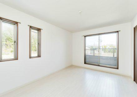 名古屋市天白区のメゾネット賃貸の洋室