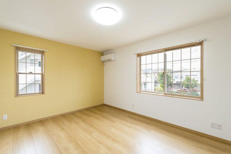 注文住宅施工例(名古屋市名東区) 2F洋室