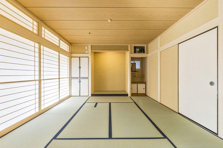 注文住宅(愛知県春日井市) 和室