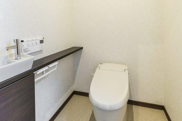 注文住宅(愛知県春日井市) トイレ