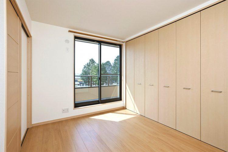 注文住宅施工例(名古屋市緑区)洋室2