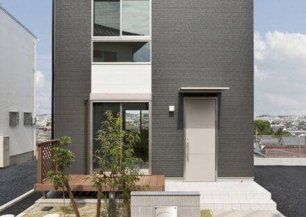 愛知県尾張旭市のスタイリッシュな戸建賃貸