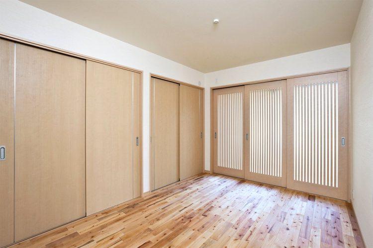 注文住宅施工例(名古屋市緑区)洋室