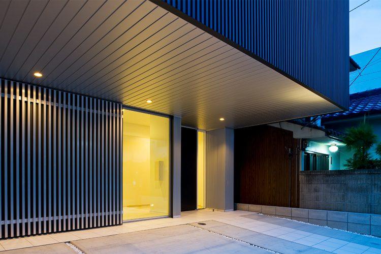 注文住宅施工例(名古屋市千種区) 玄関
