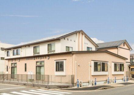 名古屋市西区の障がい者グループホームの外観