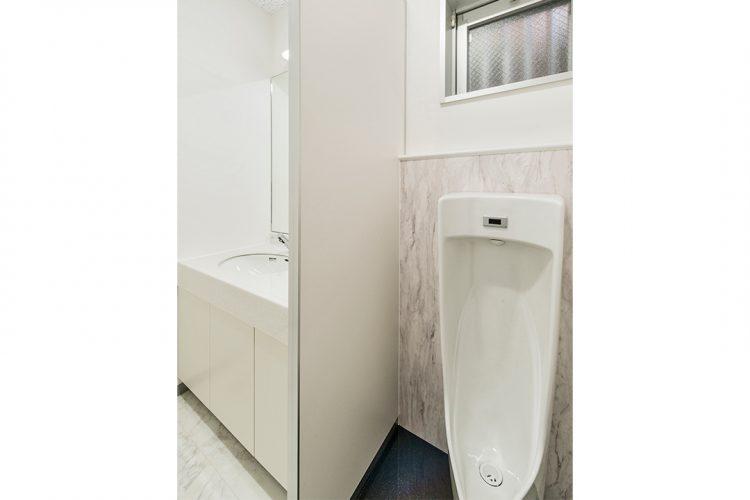 事務所施工例(名古屋市名東区) 1Fトイレ