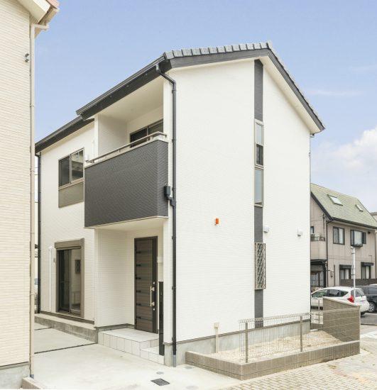 名古屋市西区の戸建賃貸住宅B棟 外観