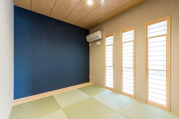注文住宅施工例(名古屋市名東区) 和室