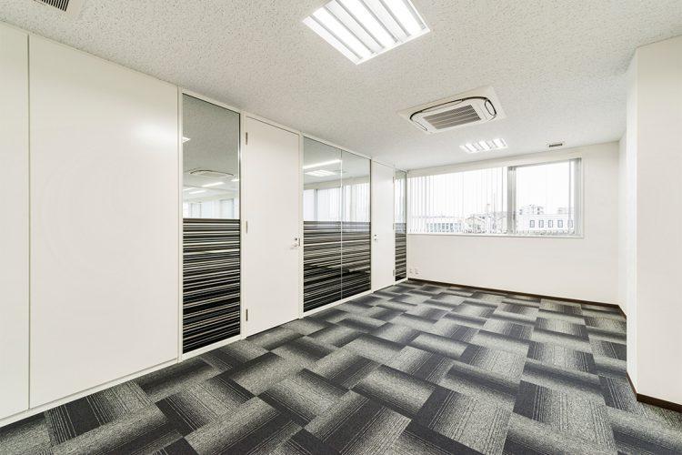 事務所施工例(名古屋市名東区) 社長室