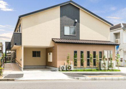 名古屋市守山区の木造2階建て介護施設
