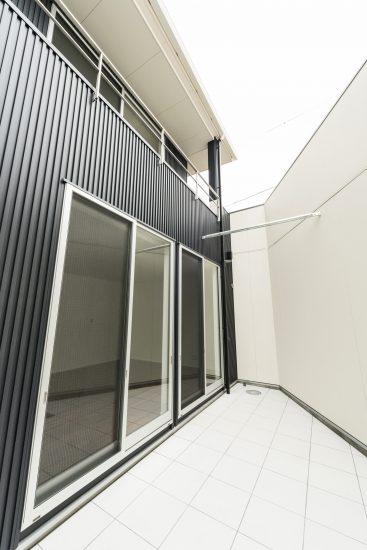 名古屋市千種区の注文住宅 中庭