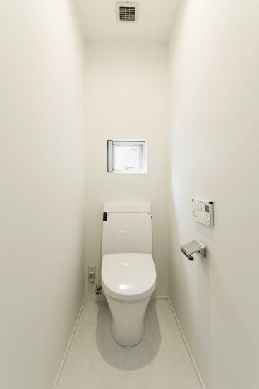 名古屋市千種区の注文住宅 トイレ