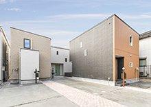 愛知県豊田市の戸建賃貸住宅