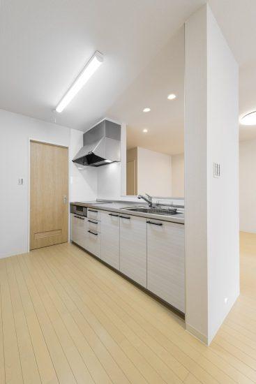 天白区の木造2階建て貸家 キッチン