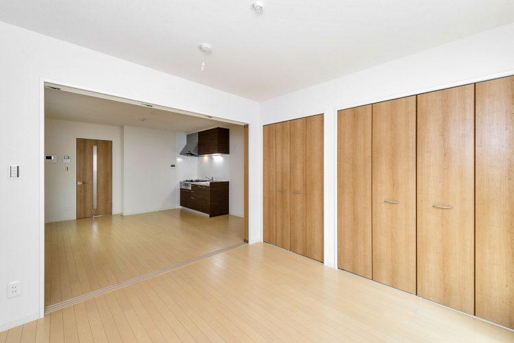 名古屋市南区の賃貸アパート 洋室