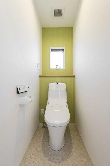 天白区の賃貸戸建 トイレ