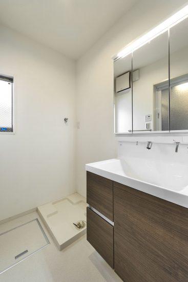 名古屋市南区の賃貸アパート 洗面室
