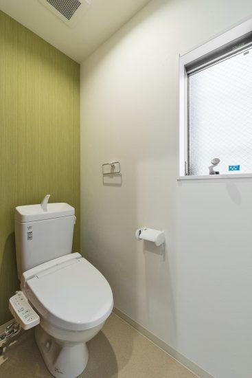 名古屋市南区の賃貸アパート トイレ