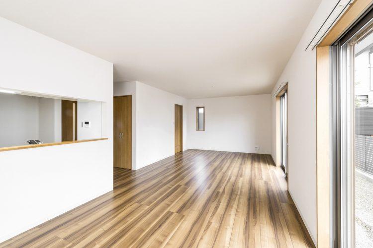名古屋市名東区のナチュラルテイスト戸建賃貸住宅 LDK