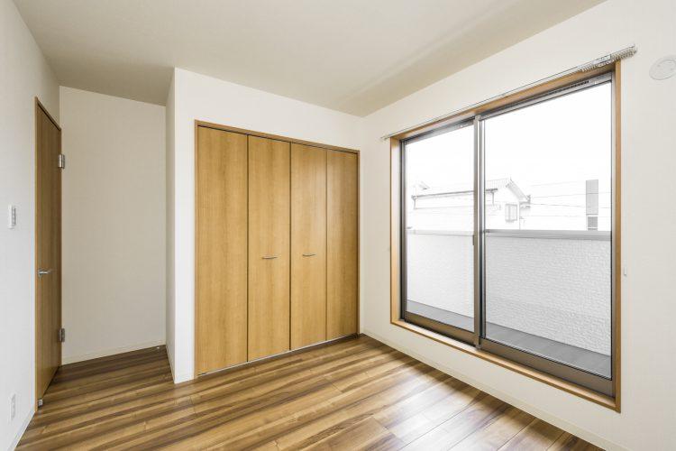 名古屋市名東区のナチュラルテイスト賃貸戸建住宅 2F洋室