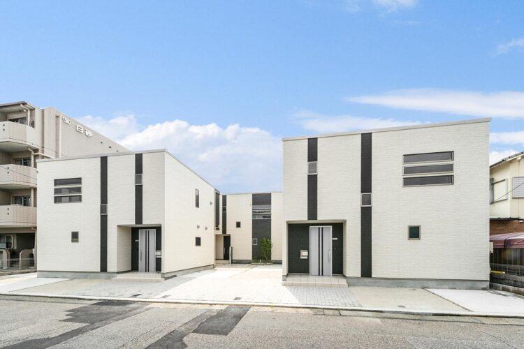 名古屋市瑞穂区の戸建賃貸住宅施工例
