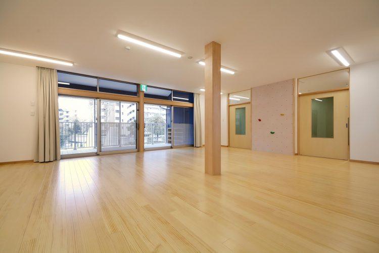 名古屋市守山区の保育園施工例 多目的保育室