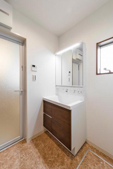 名古屋市瑞穂区の戸建賃貸住宅 洗面室
