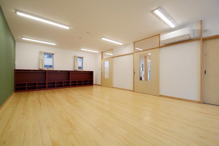 名古屋市守山区の保育園 3歳保育室