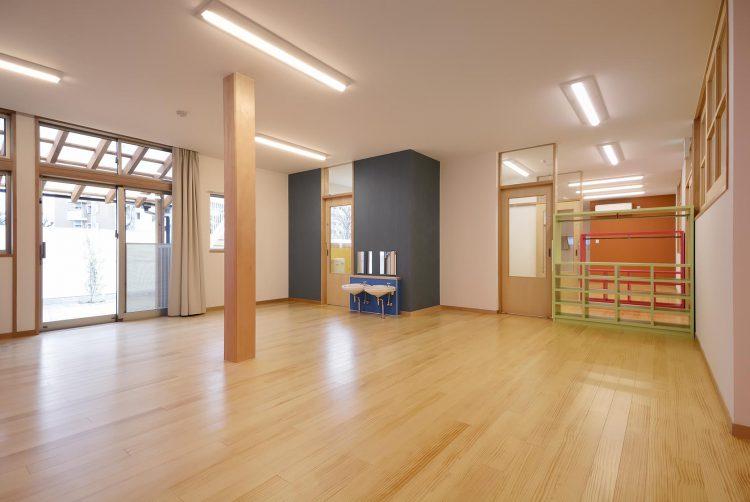 名古屋市守山区の保育園 1歳保育室