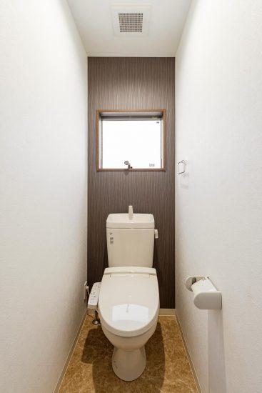名古屋市瑞穂区の戸建賃貸住宅 トイレ