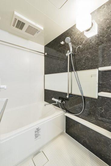 新築マンション バスルーム