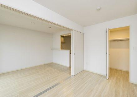 名古屋市中村区のLDKと洋室とウォークインクローゼット