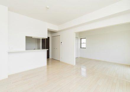 名古屋市緑区の賃貸マンションの洋室と合わせて使えるLDK