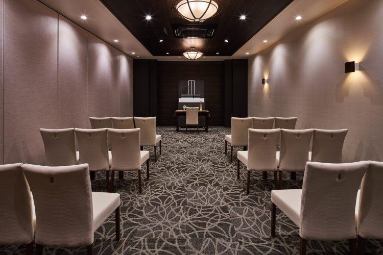 名古屋市南区の商業施設:葬儀場の法要ホール