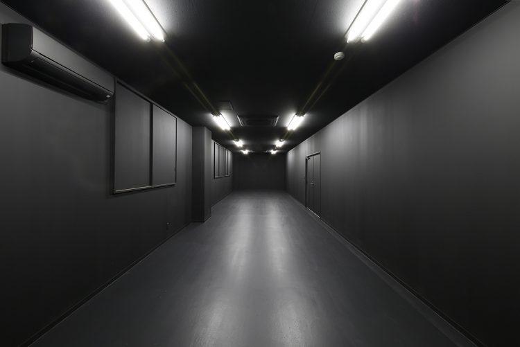 試験室の写真