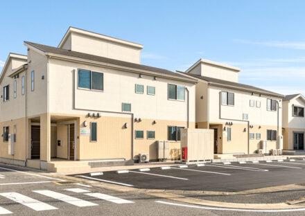 名古屋市北区の介護施設の外観写真