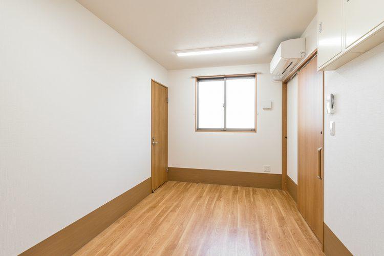 名古屋市北区の介護施設の事務室