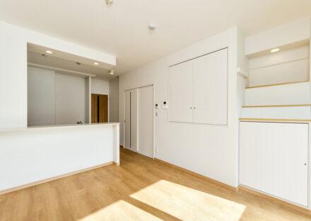 名古屋市東区の賃貸併用住宅のオーナー宅LDK