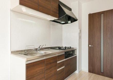名古屋市東区の賃貸併用住宅マンションのキッチン