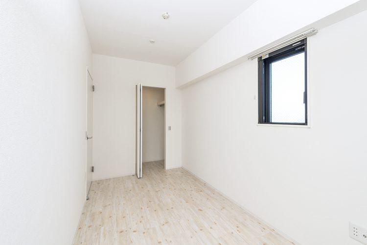 名古屋市西区の賃貸マンションの洋室