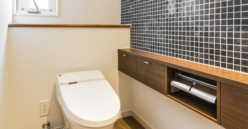 注文住宅のトイレ 新築写真集