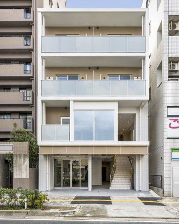 名古屋の最新の土地活用施工事例