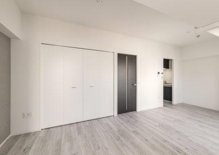 名古屋市東区の賃貸マンションのクローゼット付きの洋室