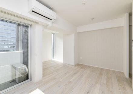 名古屋市東区の賃貸マンションの名古屋市東区の賃貸マンションのゆったりとした広さのある洋室